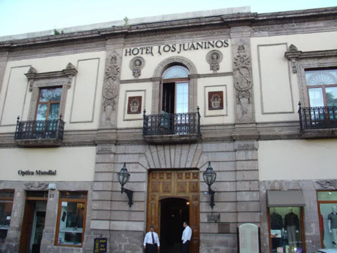 Hotel Los Juaninos, Dueto Zacán, Morelia, Michoacán, Música tradicional Michoacana, Música tradicional Mexicana, Pirekuas, Purepechas