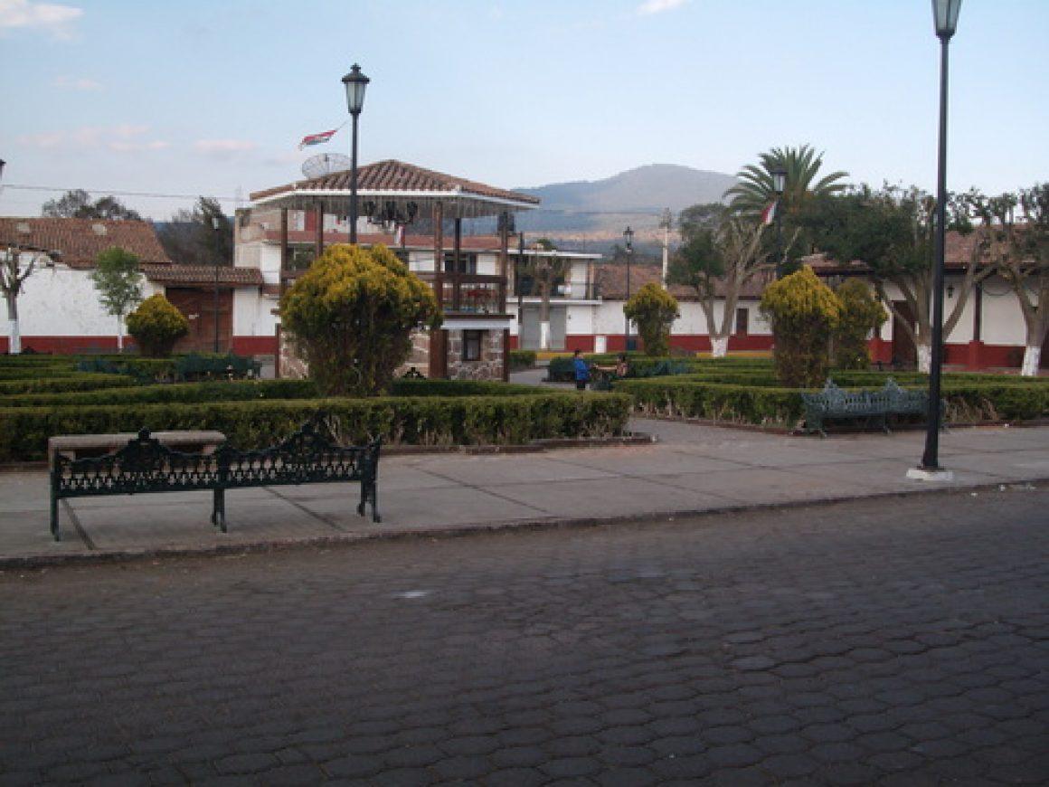 Plaza Principal de Lagunillas